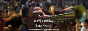 Trubači Zlatna jabuka Beograd Srbija +381 63 428 121